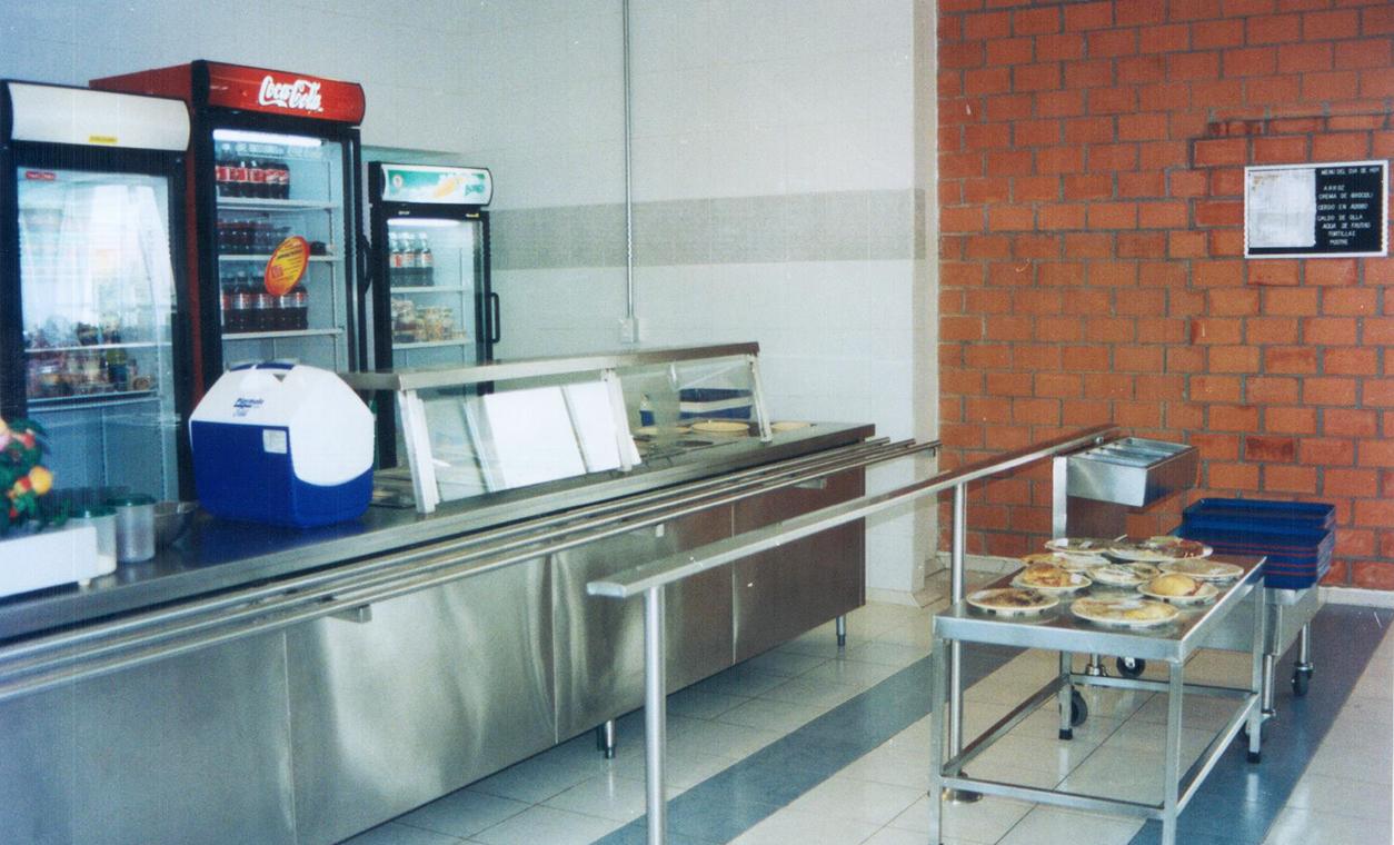 H coma calidad y organizaci n m ltiple en alimentos for Mision comedor industrial